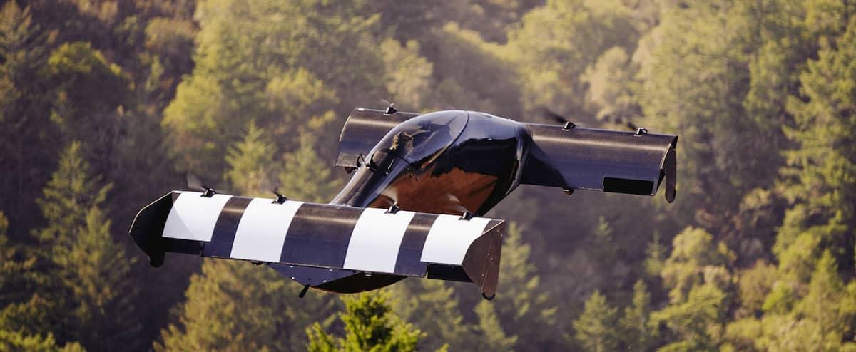 [VIDÉO] La voiture volante électrique BlackFly a des origines canadiennes