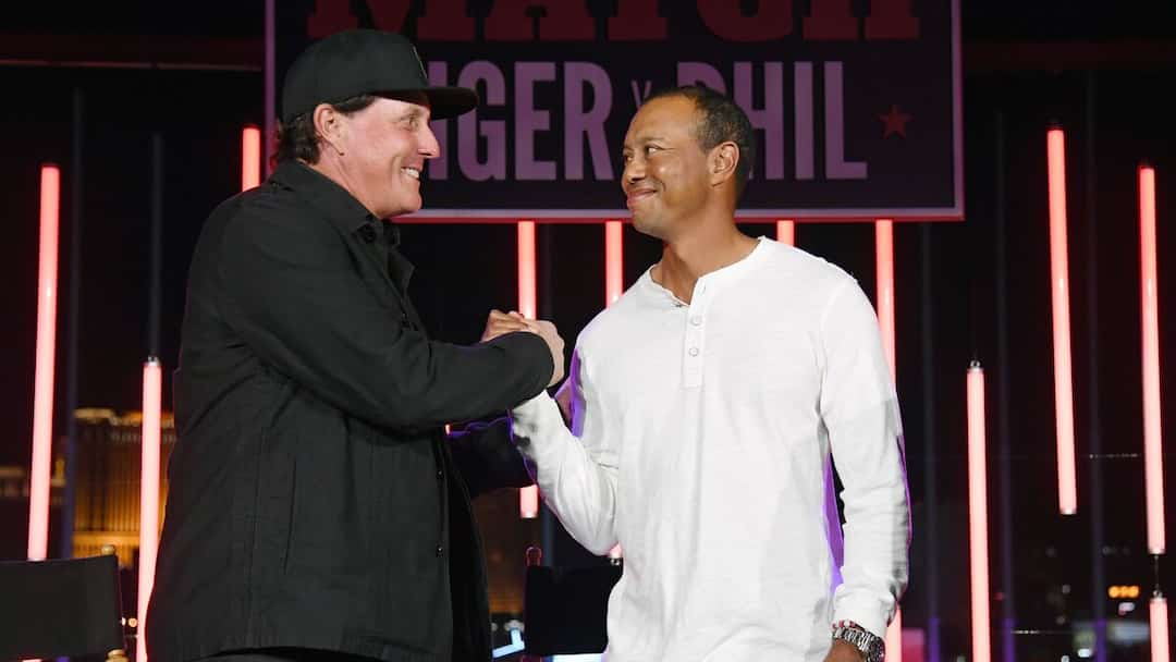 CEL-GLF-ACE-SPO-THE-MATCH:-TIGER-VS-PHIL---VIP-AFTER-PARTY