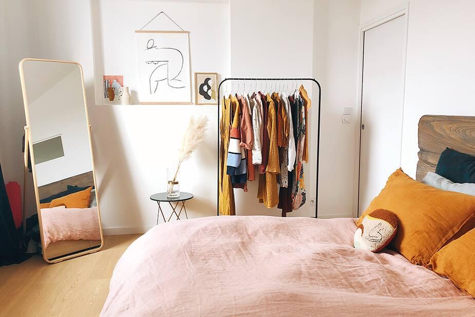 4 astuces de rangement pour une petite chambre   Salut Bonjour