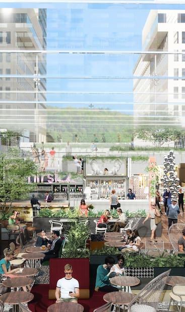 Image principale de l'article L'immense biergarten du centre-ville ouvre bientôt