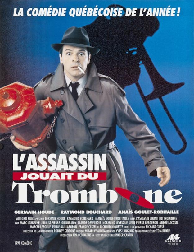 L'assassin jouait du trombone