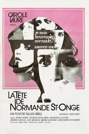 Tête de Normande St-Onge
