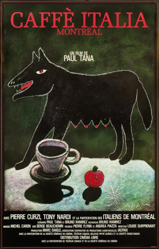Caffè Italia Montréal