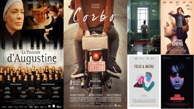 Gala du cinéma québécois 2016