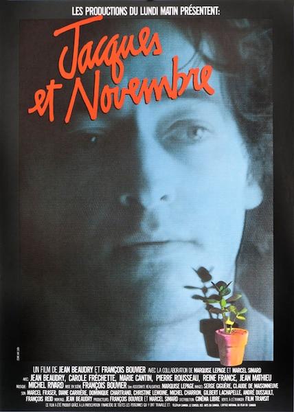Jacques et Novembre