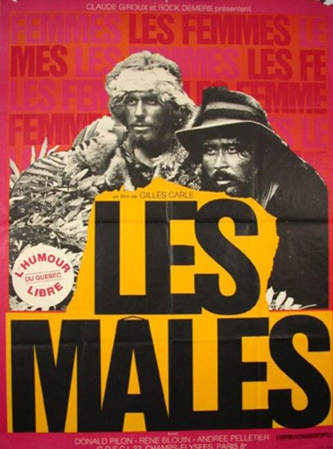 Les mâles