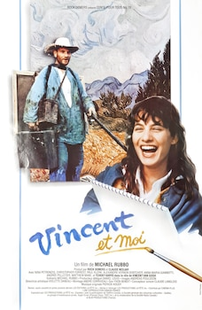 Affiche de la version française de <i>Vincent and Me</i>