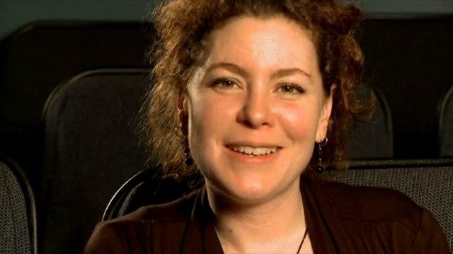 Fanny Lauzier raconte ses débuts au cinéma