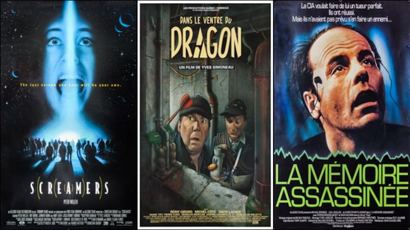 Cinq films québécois parfaits pour l'Halloween