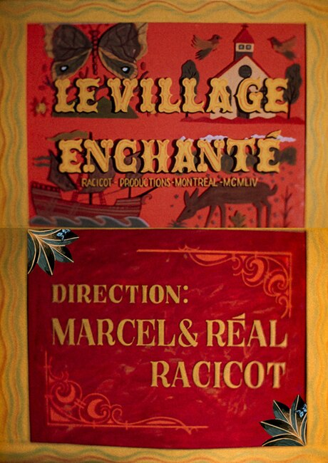 Le village enchanté