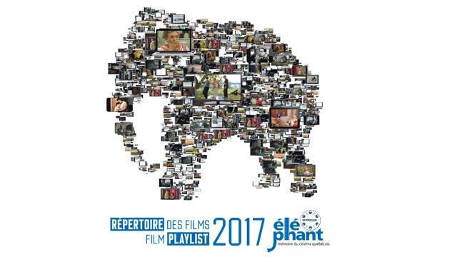 Découvrez notre Répertoire des films 2017
