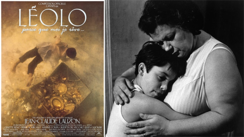 Projection de la version restaurée de Léolo le 21 février à la Cinémathèque québécoise