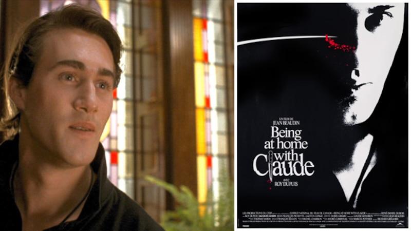 Projection de la version restaurée de Being at Home with Claude le 15 mars à la Cinémathèque québécoise
