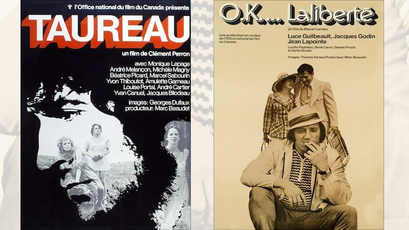 Taureau et O.K.... Laliberté disponibles sur iTunes