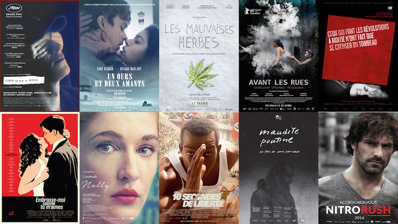 Dossier spécial : Gala Québec Cinéma 2017