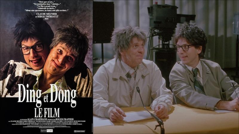 La version restaurée de Ding et Dong le film présentée en primeur sur grand écran à la Cinémathèque québécoise