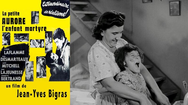 Projection de La petite Aurore l'enfant martyre à Fantasia en présence d'Yvonne Laflamme