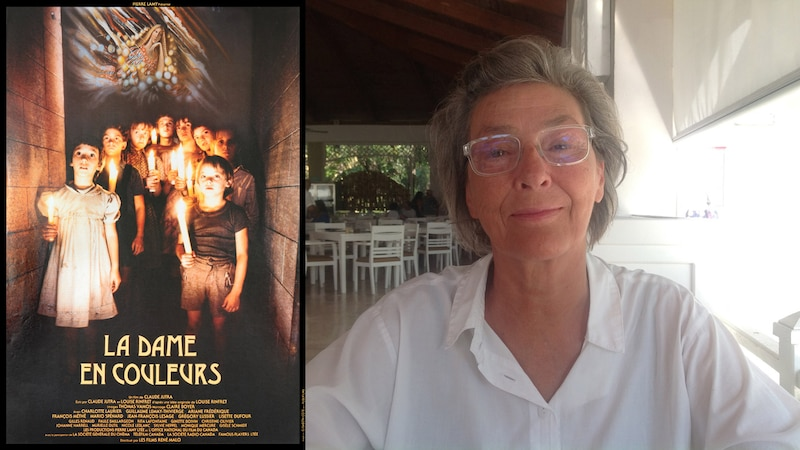 Projection de La dame en couleurs à la Cinémathèque québécoise en présence de Paule Baillargeon
