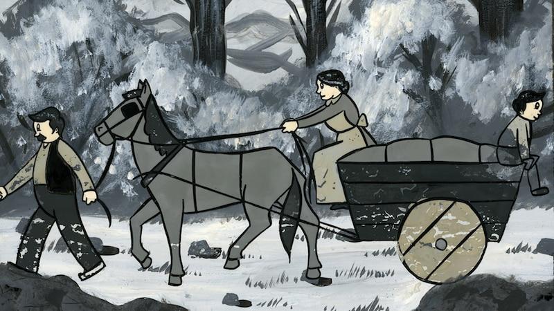 Éléphant sur grand écran propose deux films d'animation au MNBAQ dans l'esprit des Fêtes