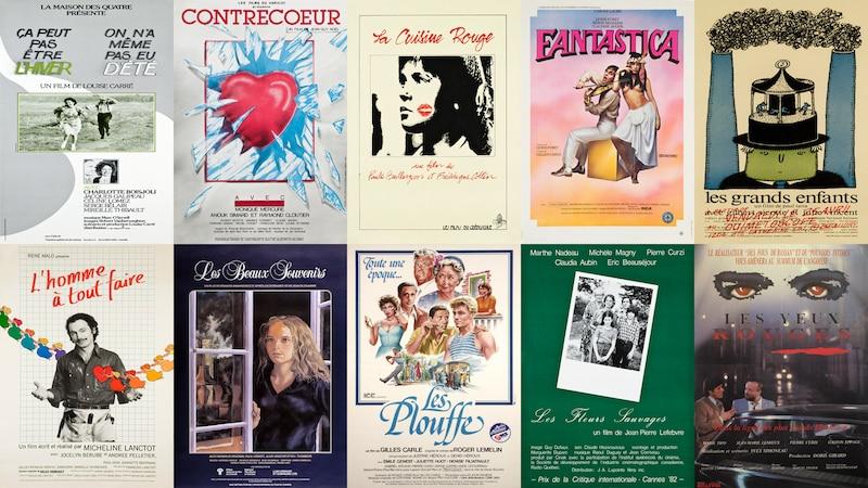 Douze films du début des années 1980 numérisés, restaurés et disponibles
