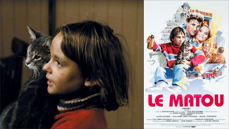 Le matou présenté le 25 janvier à la Cinémathèque québécoise en présence de Jean Beaudin et Monique Spaziani