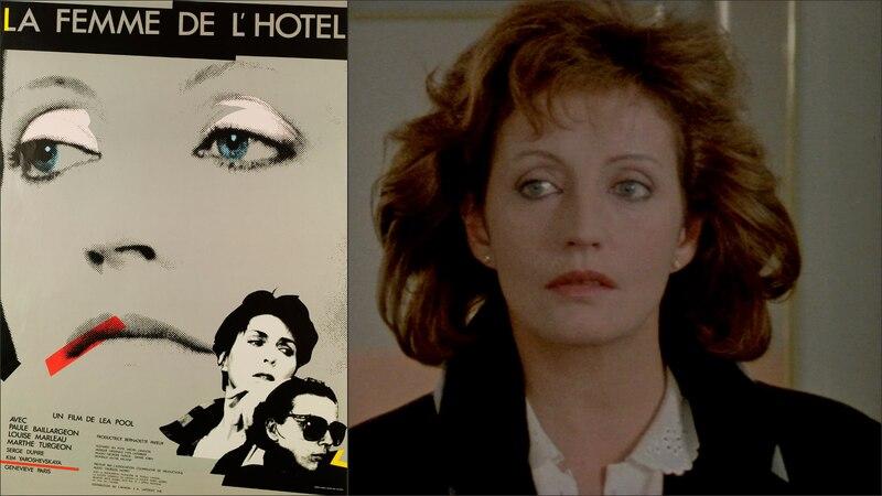 Projection de La femme de l'hôtel le 4 février au MNBAQ en présence de Louise Marleau