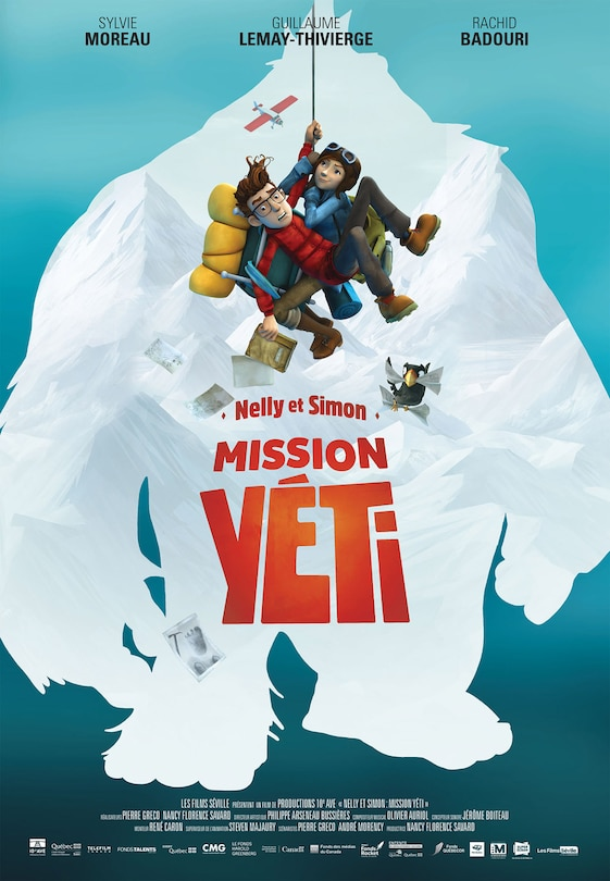 Nelly et Simon : Mission Yéti