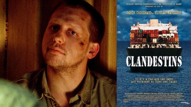 La coproduction Clandestins présentée à la Cinémathèque québécoise le 24 mai en présence de Nicolas Wadimoff