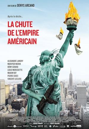 Chute de l'empire américain