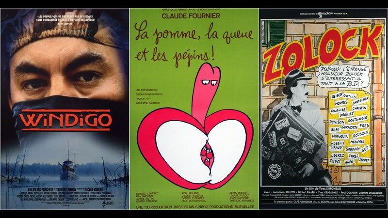 Trois films restaurés par Éléphant présentés à Fantasia