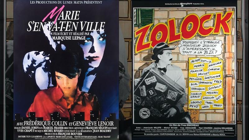 Marie s'en va-t-en ville et Zolock maintenant offerts sur iTunes