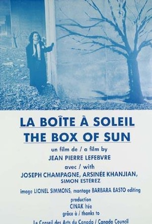 Boîte à soleil / The Box of Sun