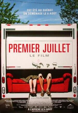 Premier juillet - le film