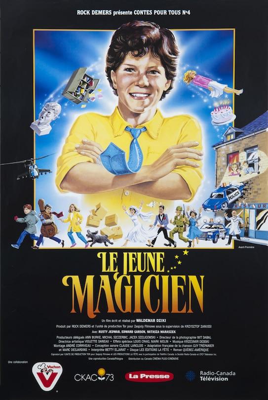 Le jeune magicien
