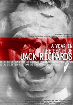 Year in the Death of Jack Richards