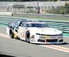 Jacques Villeneuve a peiné lors de sa première épreuve dans la Série NASCAR Euro, samedi à Valence.