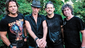 Rick Hughes, Mike Plant, Dan Hughes et Mike Larock enregistrent présentement un troisième album. «Du gros rock solide qui décape comme du bon vieux Guns N' Roses», promet Rick Hughes.