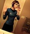 Nadya, 30 ans, s'est inscrite sur Trekkie Dating, un site de rencontre dédié aux fans de Star Trek, parce que ses oreilles pointues déstabilisaient ses conquêtes.