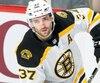 Même sans Patrice Bergeron, les Bruins de Boston ont pris les devants 3-1 dans leur série de premier tour contre les Maple Leafs en l'emportant jeudi.