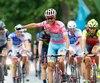 Vincenzo Nibali a mis la main sur son deuxième Giro, dimanche.