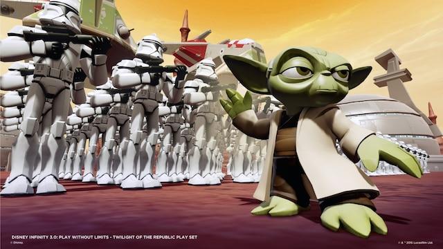 Disney Infinity 3.0 – Twilight of the Republic