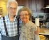 Mardi, Georgette et Paul Lapierre vont célébrer leur 70e anniversaire de mariage.