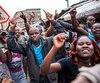 Des sympathisants de Raila Odinga, principal opposant du président sortant Uhuru Kenyatta.