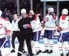 Dirigés par Jacques Demers, Vincent Damphousse et ses coéquipiers du Canadien ont remporté les grands honneurs en 1993.