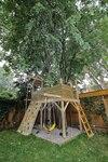 La cabane dans un arbre d'Alexandra Diaz