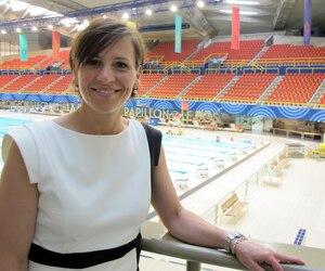 Isabelle Charest a hâte de revivre la fièvre olympique dans son rôle de chef de mission adjointe de la délégation canadienne aux Jeux de Rio.