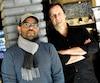 Frédéric Pierre et Benoît Gouin personnifient deux avocats qui hésitent à défendre un millionnaire accusé d'agression sexuelle.