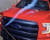 Ford, l'actuelle soufflerie