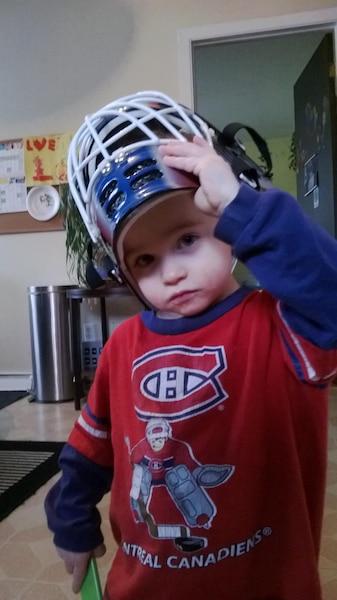 Noah Giroux 2 ans 1/2.