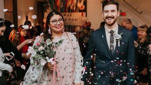 Image principale de l'article Visitez l'appart à 900 $ du couple Fleur Maison